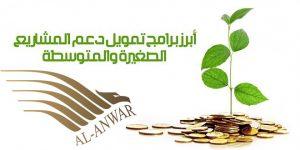 التمويل الشخصي و تمويل المشاريع