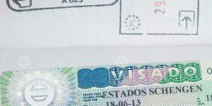 إصدار تأشيرات الشنغن ( أوروبا ) حول العالم